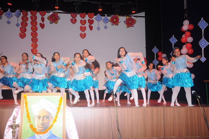 St Francis De Sales Senior Secondary School-Dance Performance