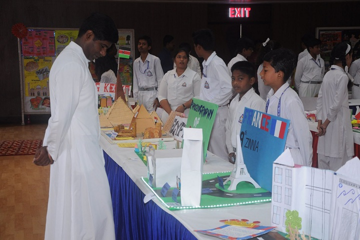 St Francis De Sales Senior Secondary School-Science Exhibition