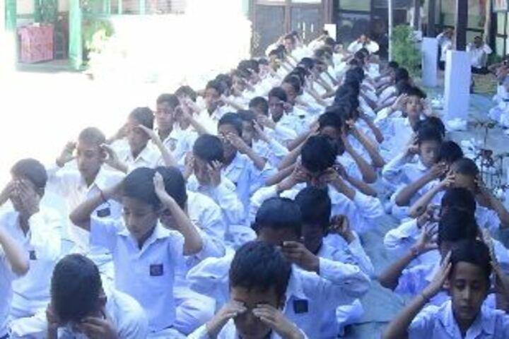 Donyi Polo Vidya Niketan-Yoga