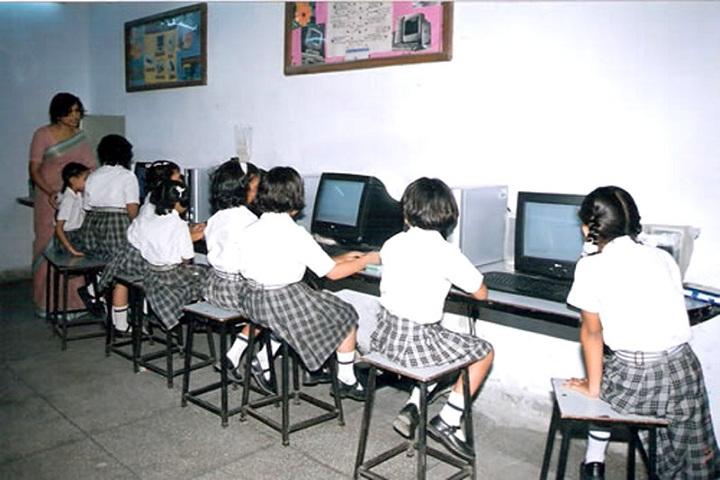St Marks Senior Secondary Public School-Computer Lab