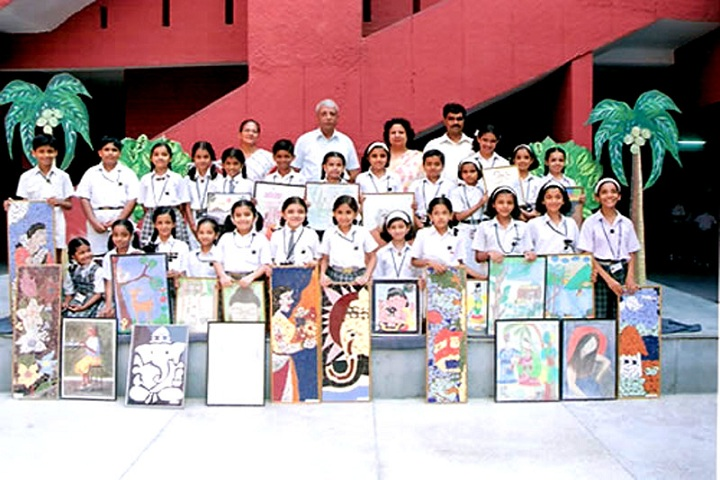 St Marks Senior Secondary Public School-Painting Competition