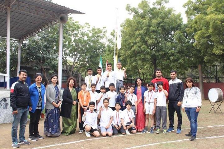 St Marks Senior Secondary Public School-Sports