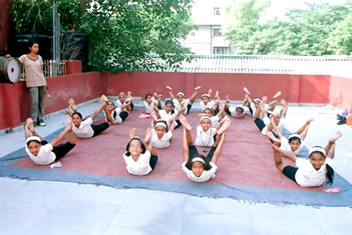 St Marks Senior Secondary Public School-Yoga