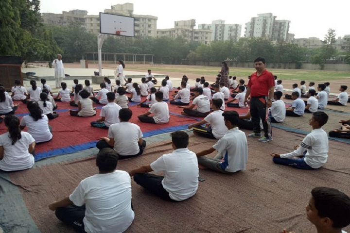 St Marys School-Yoga