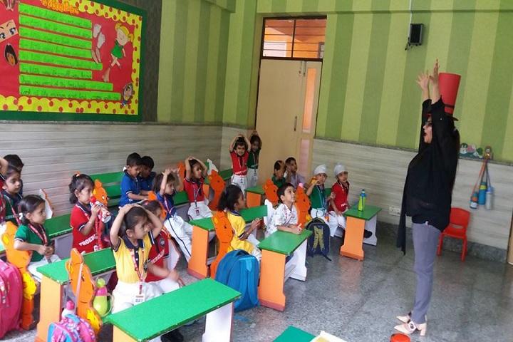 St Froebel School-Classroom