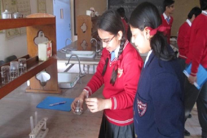 St JohnS Academy-ChemistryLab