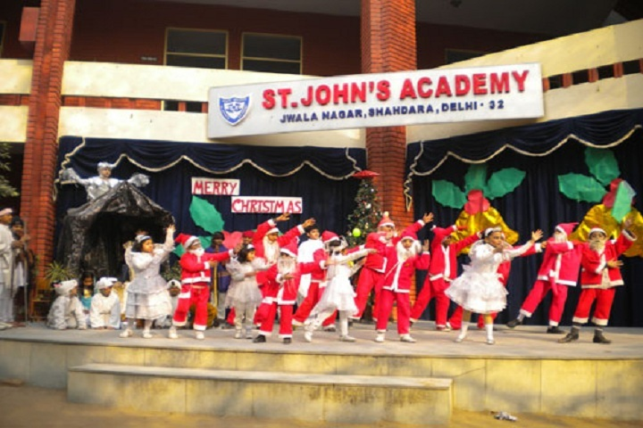 St JohnS Academy-Events