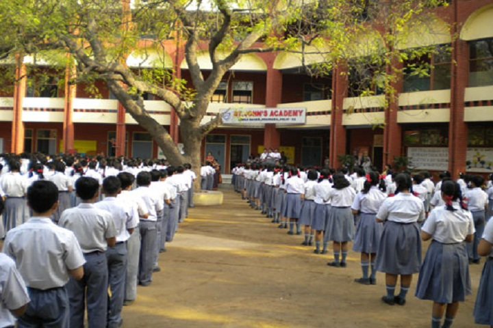 St JohnS Academy-Ground