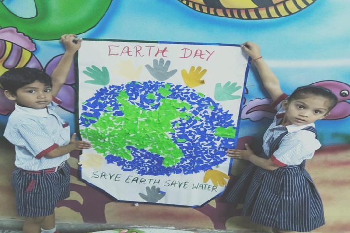 Stanford Convent School-Earth Day