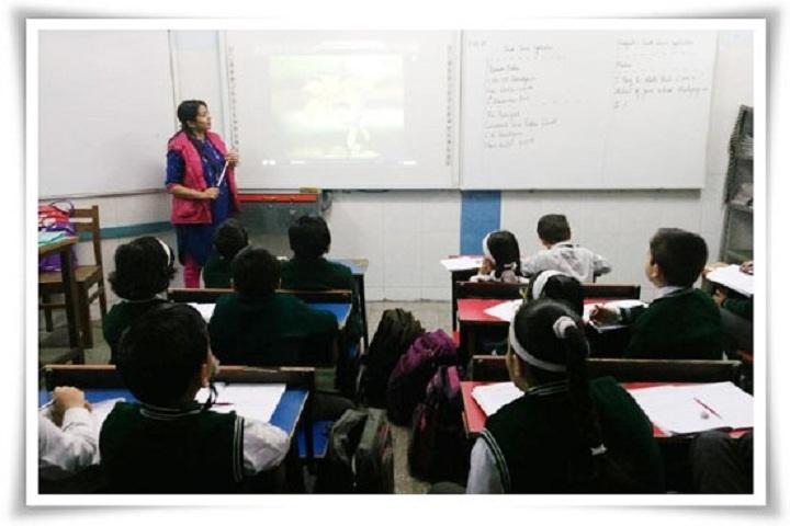 Sumer Mal Jain Public School-Classroom