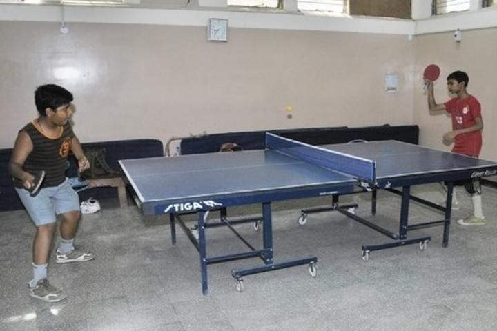 Sumer Mal Jain Public School-Indoor Game