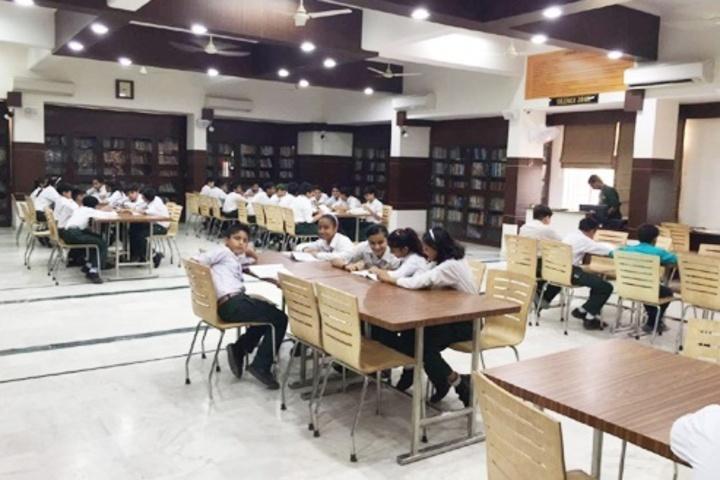 Sumer Mal Jain Public School-Library