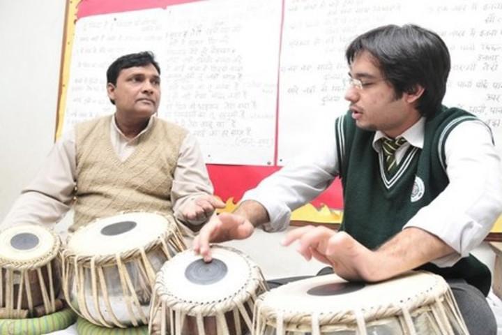 Sumer Mal Jain Public School-Music