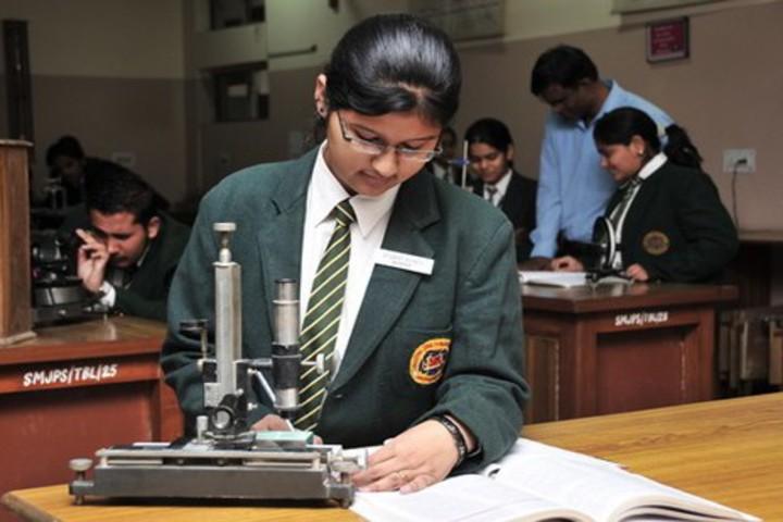 Sumer Mal Jain Public School-Science Lab