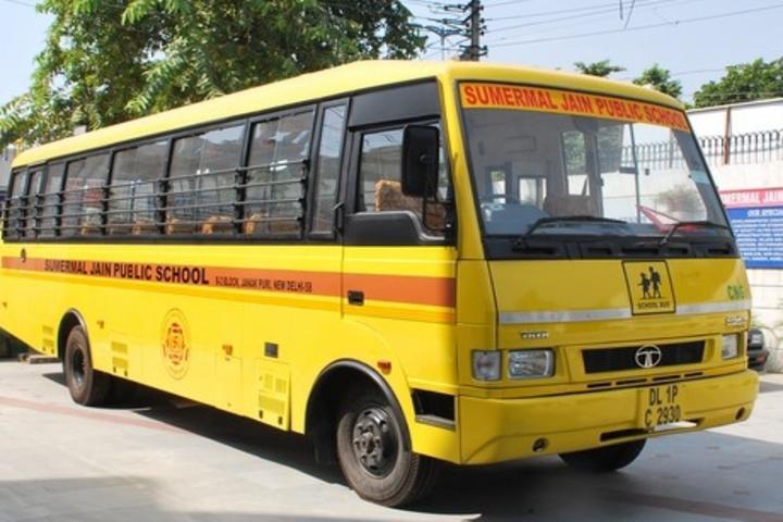 Sumer Mal Jain Public School-Transport
