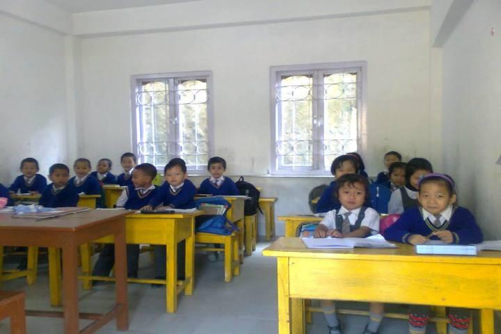 Garden Dew School-Classroom