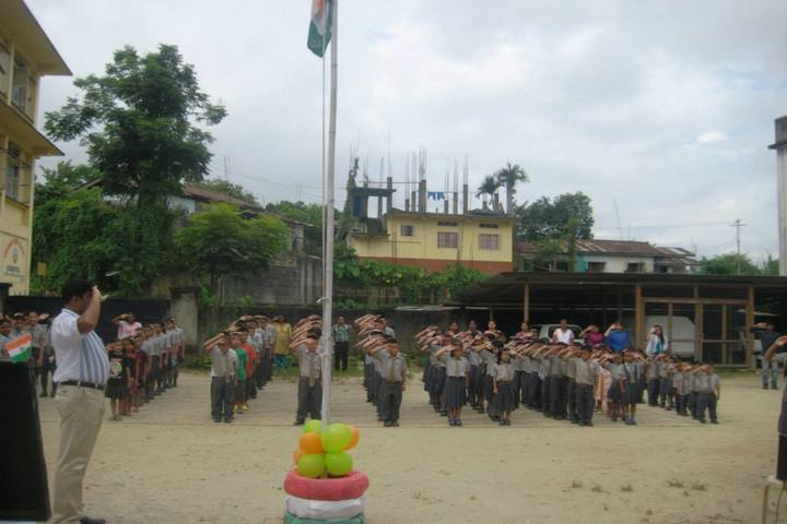 Garden Dew School-National Festival