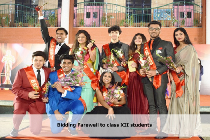 Tagore International School-Farewell