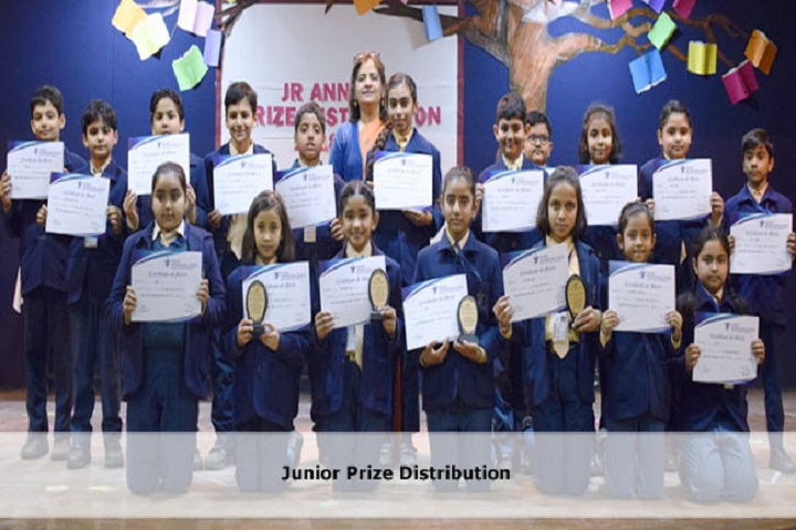 Tagore International School-Prize Distribution