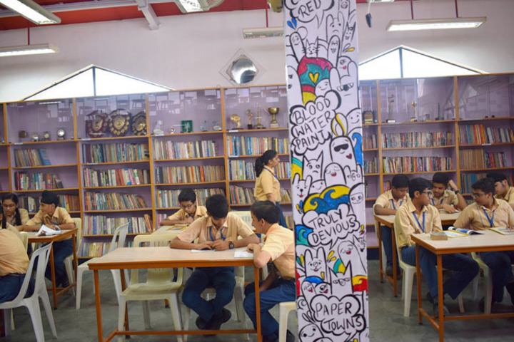 Tagore International School-Library
