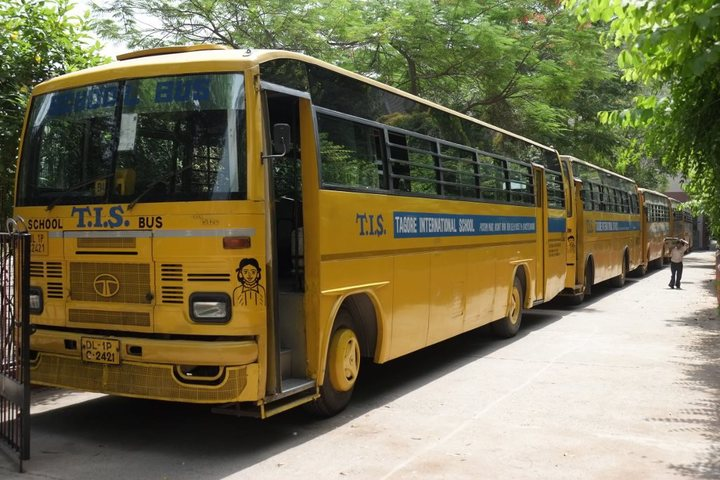 Tagore International School-Transport