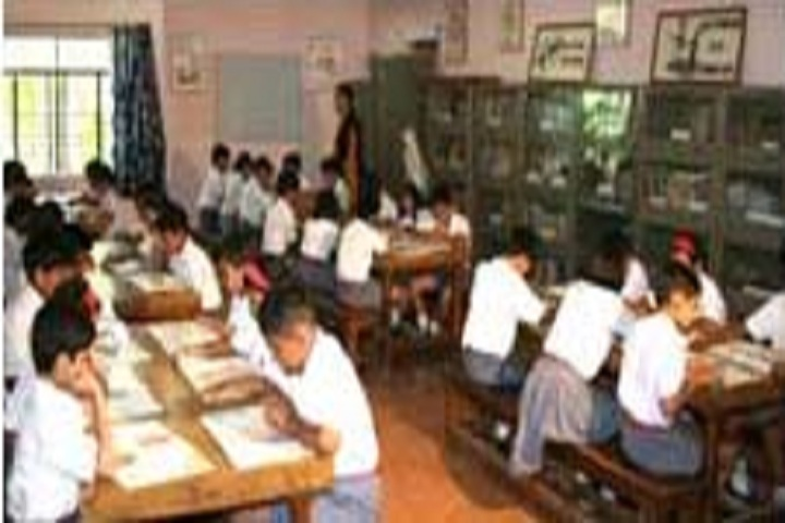 The Army Public School-Library
