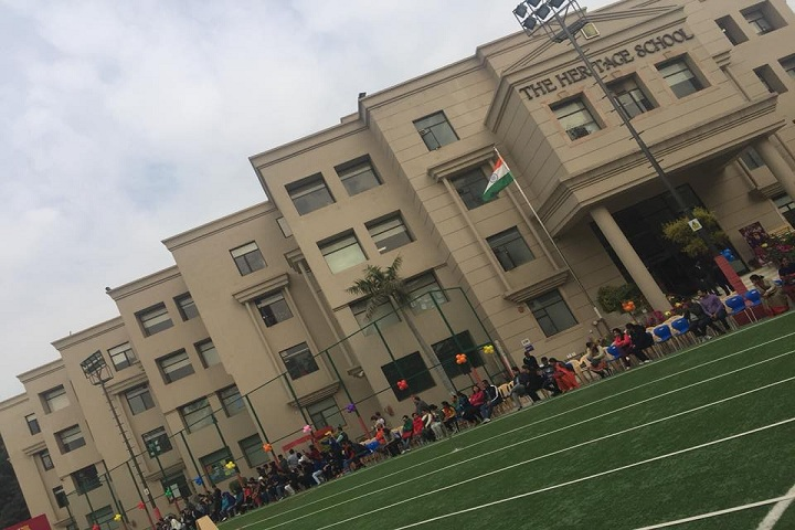 The Heritage School-Campus-View