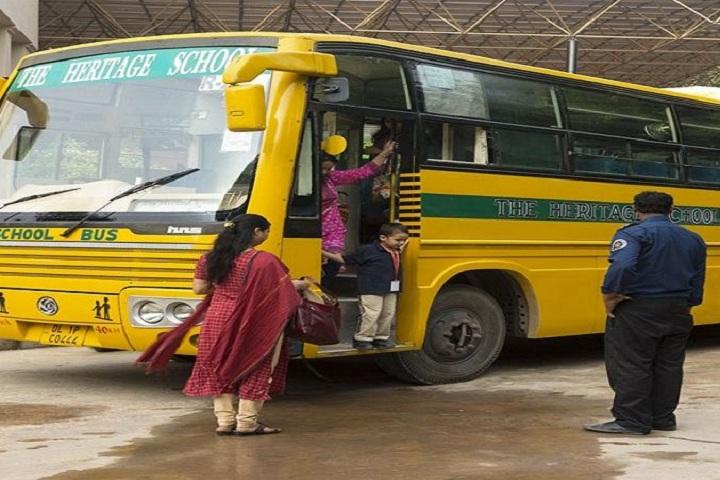 The Heritage School-Transport