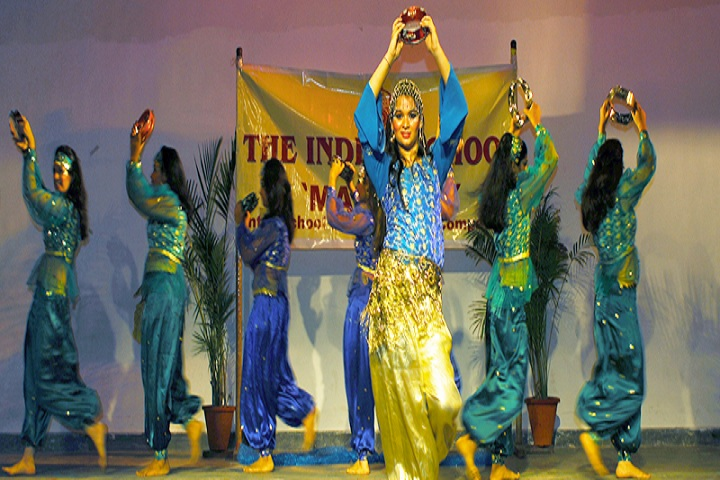 The Indian School-Cultural Event