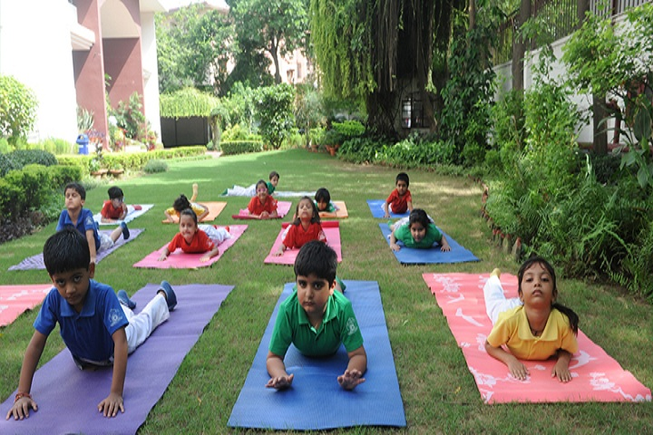 The Indian School-Yoga