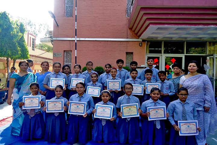 The Lawrence Public School-Achievements