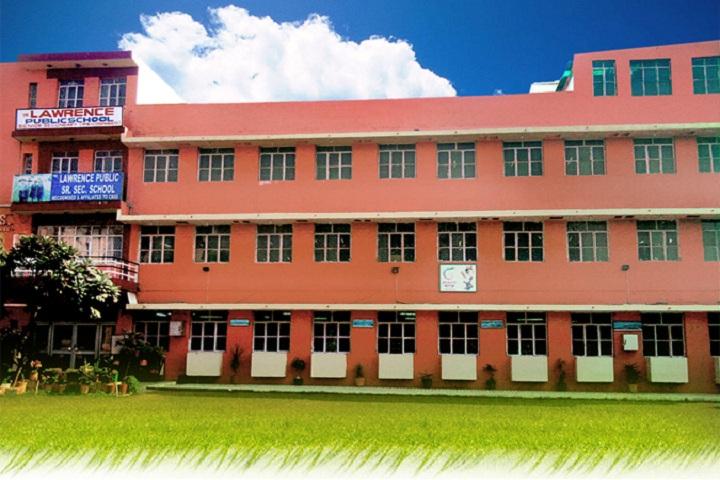 The Lawrence Public School-Campus Building
