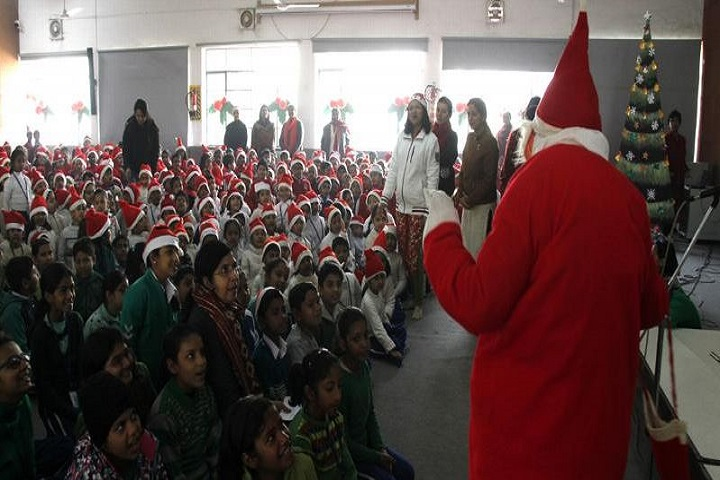 The Mothers International School-Christmas Celebrations