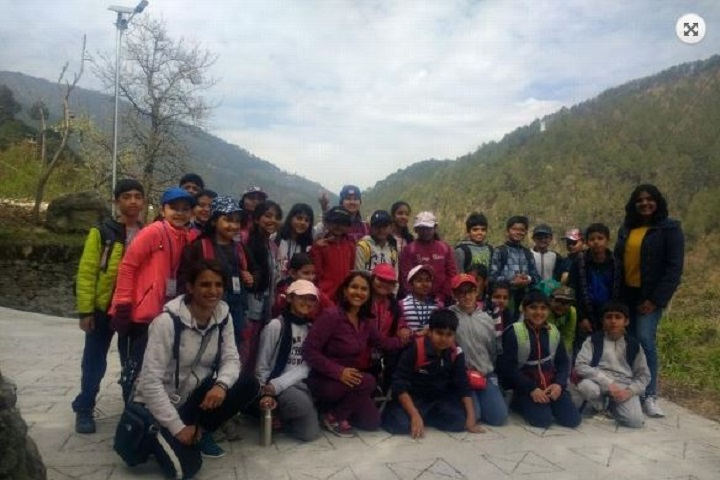 The Mothers International School-Trip