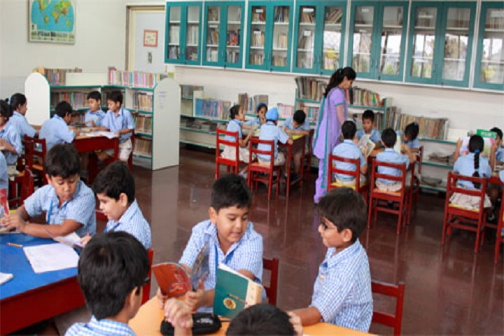 The Srijan School-Library