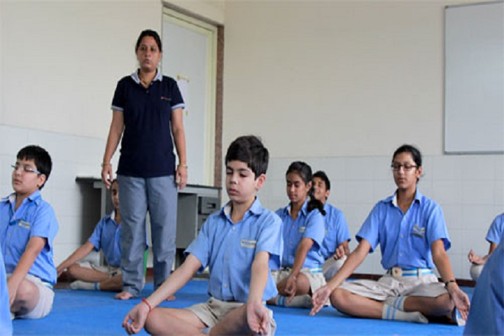 The Srijan School-Meditation