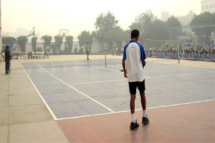 The Srijan School-Sports