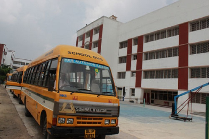 The Srijan School-Transport