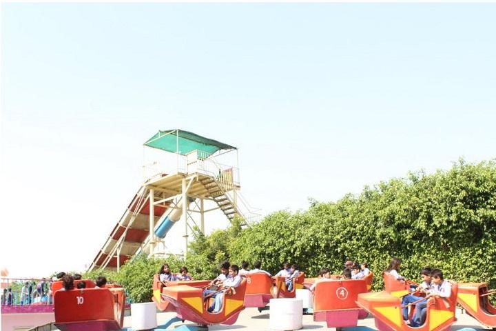 Vanasthali Public School-Games
