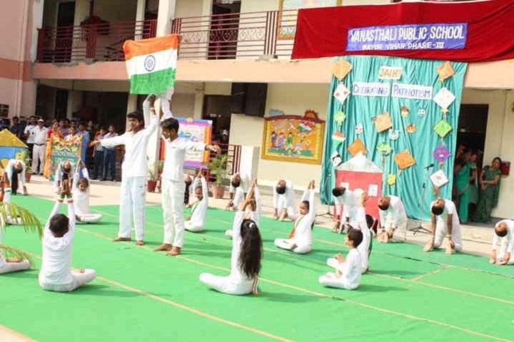 Vanasthali Public School-Independence Day Act