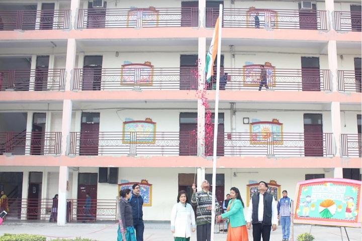 Vanasthali Public School-Republic Day Celebrations
