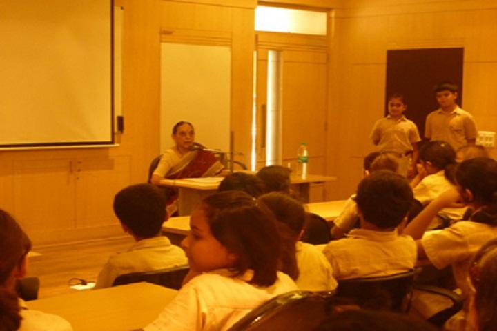 Vasant Valley School-Auditorium