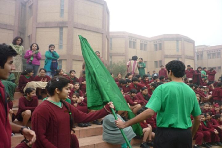 Vasant Valley School-Events1