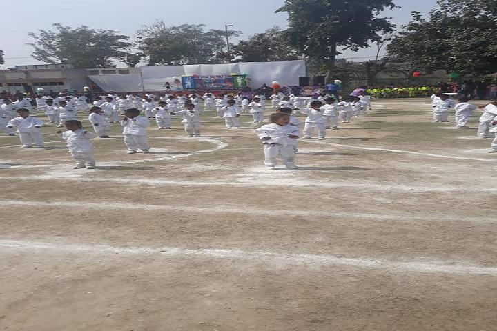 Veda Vyasa D A V Public School-Games