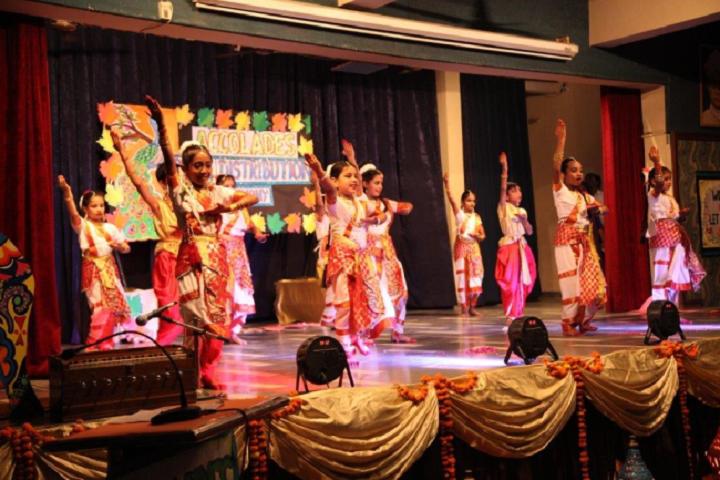 Veda Vyasa D A V Public School-Annual Day