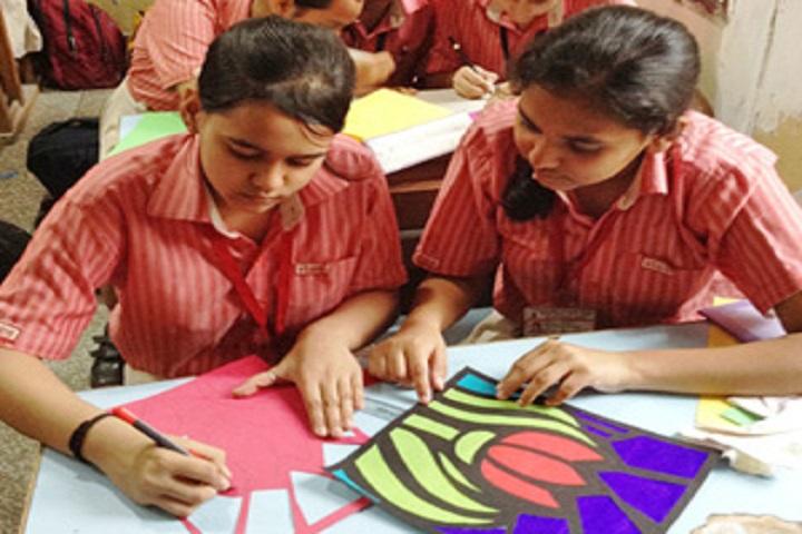 Vishal Bharti Public School-Arts