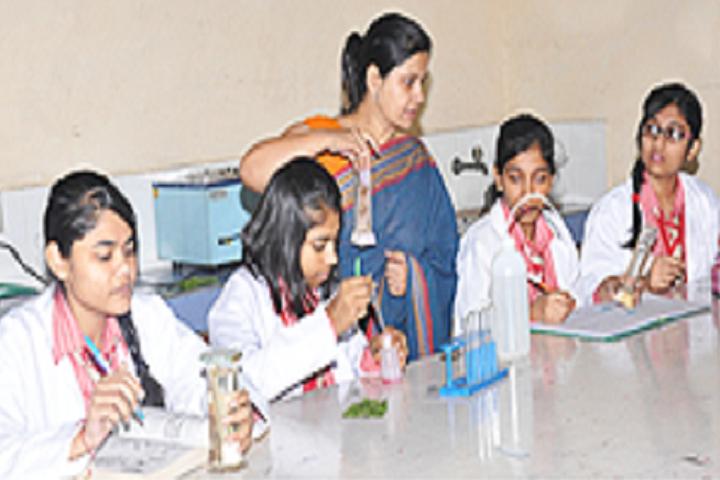 Vishal Bharti Public School-Chemistry Lab