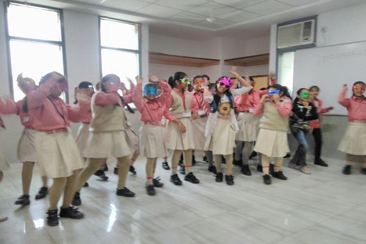 Vishal Bharti Public School-Dances