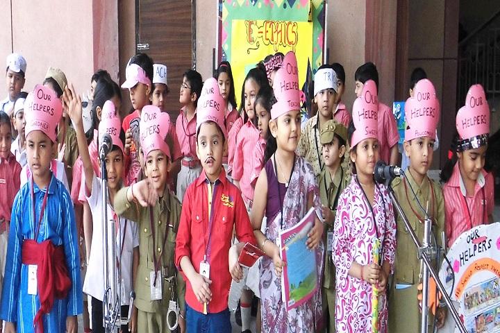 Vishal Bharti Public School-Event