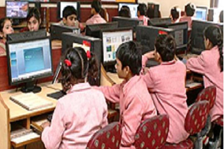 Vishal Bharti Public School-Junior-Computer Lab